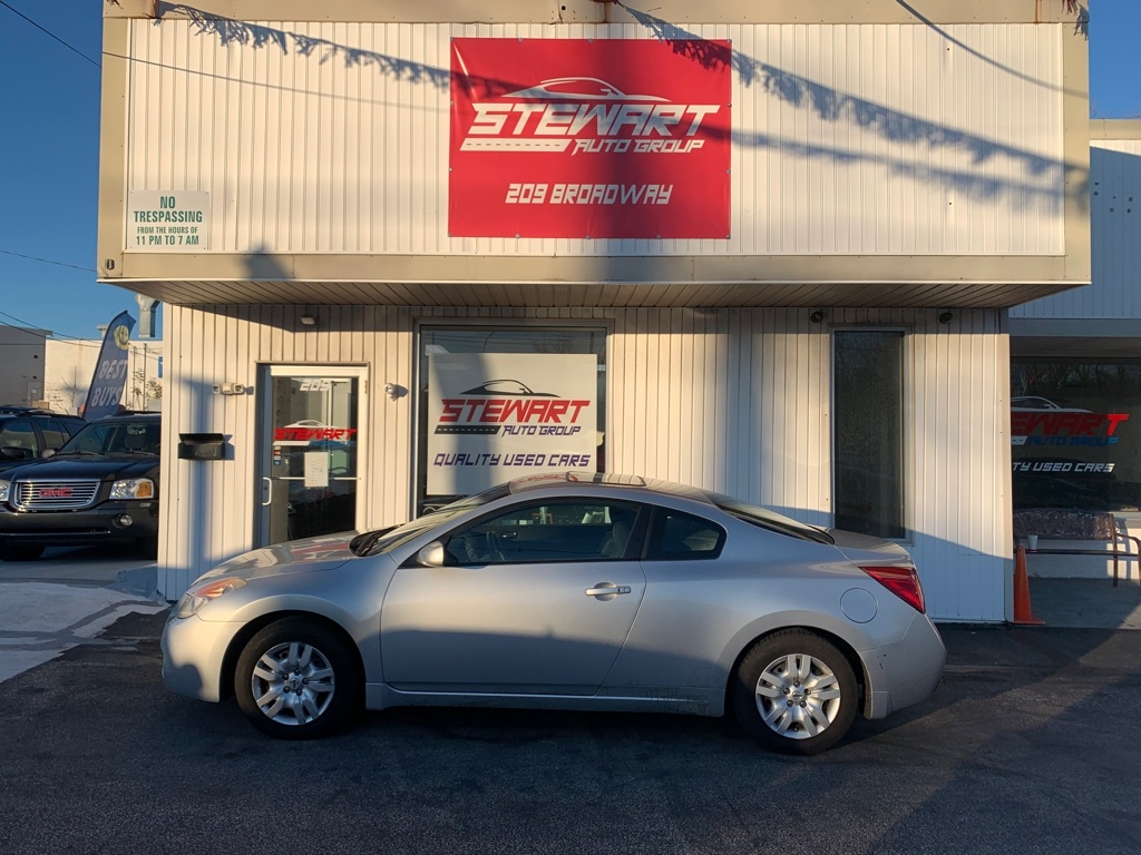 2009 NISSAN ALTIMA 2.5S for sale at Stewart Auto Group