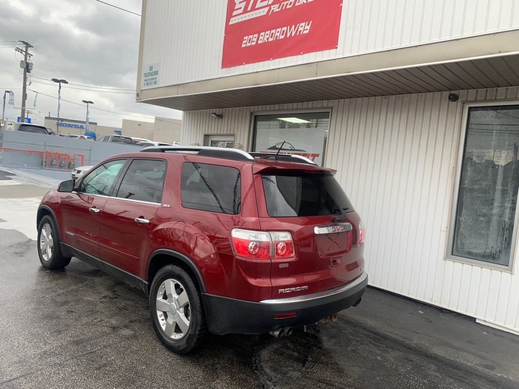 2008 GMC ACADIA SLT-1 for sale at Stewart Auto Group