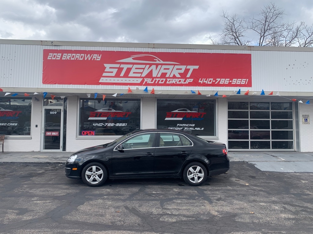 2009 VOLKSWAGEN JETTA SE for sale at Stewart Auto Group