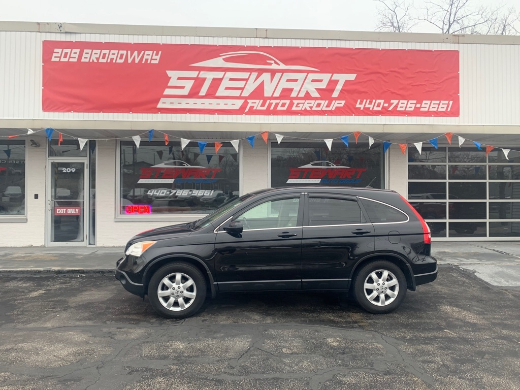 2007 HONDA CR-V EXL for sale at Stewart Auto Group