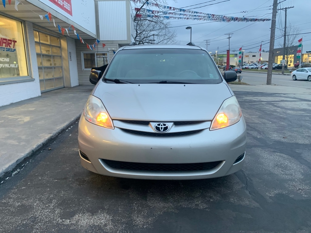 2009 TOYOTA SIENNA CE for sale at Stewart Auto Group