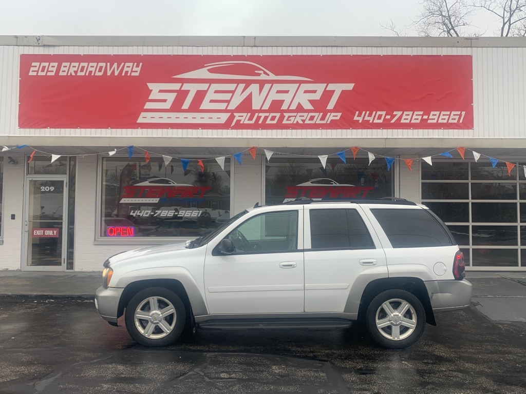 2008 CHEVROLET TRAILBLAZER LS for sale at Stewart Auto Group