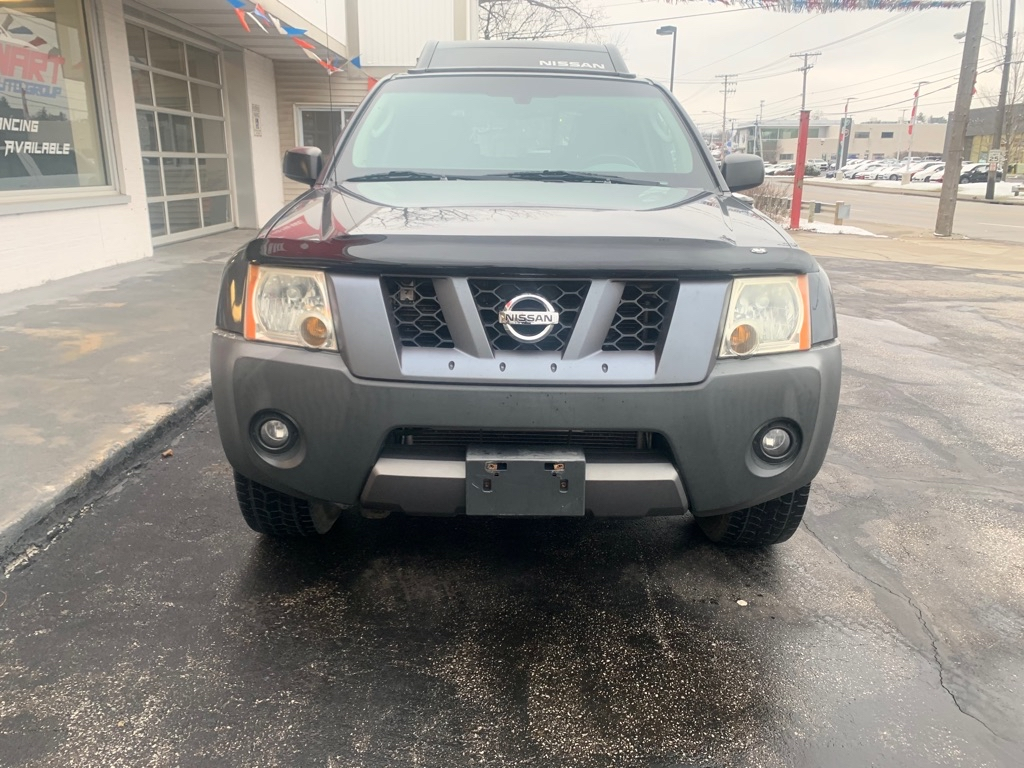 2008 NISSAN XTERRA OFF ROAD for sale at Stewart Auto Group