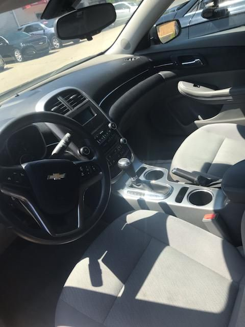 2015 CHEVROLET MALIBU LS for sale at Laskey Auto Sales