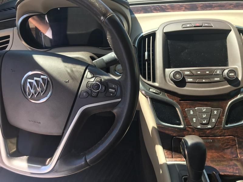 2015 BUICK LACROSSE PREMIUM for sale at Laskey Auto Sales