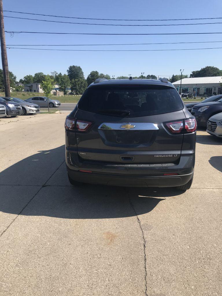 2014 CHEVROLET TRAVERSE LT for sale at Laskey Auto Sales