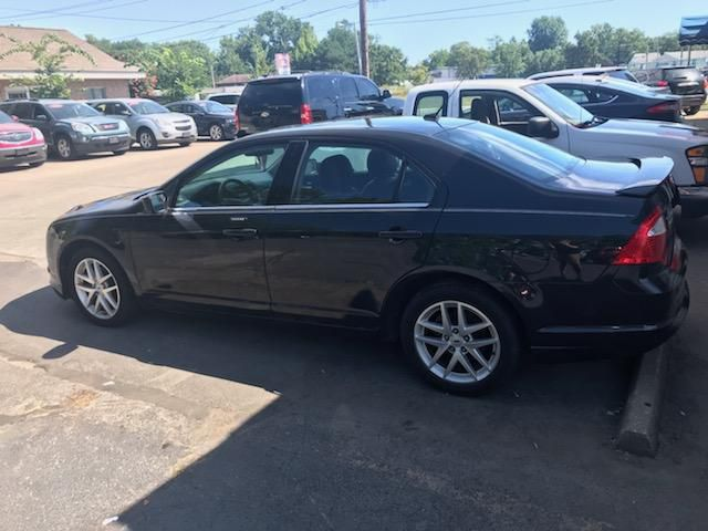 2012 FORD FUSION SEL for sale at Laskey Auto Sales