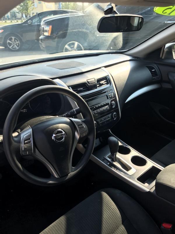 2015 NISSAN ALTIMA 2.5 for sale at Laskey Auto Sales