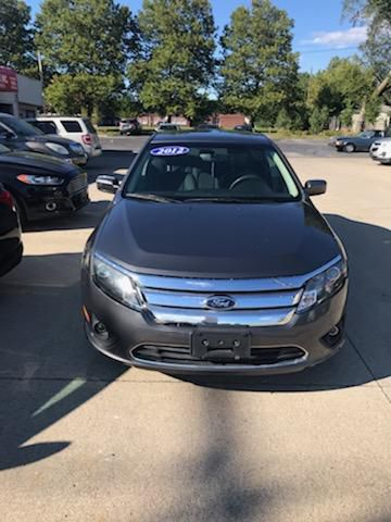 2012 FORD FUSION SE for sale at Laskey Auto Sales