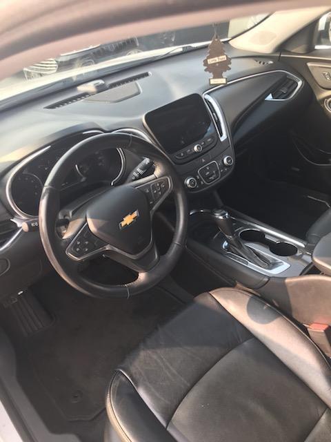 2016 CHEVROLET MALIBU LT for sale at Laskey Auto Sales