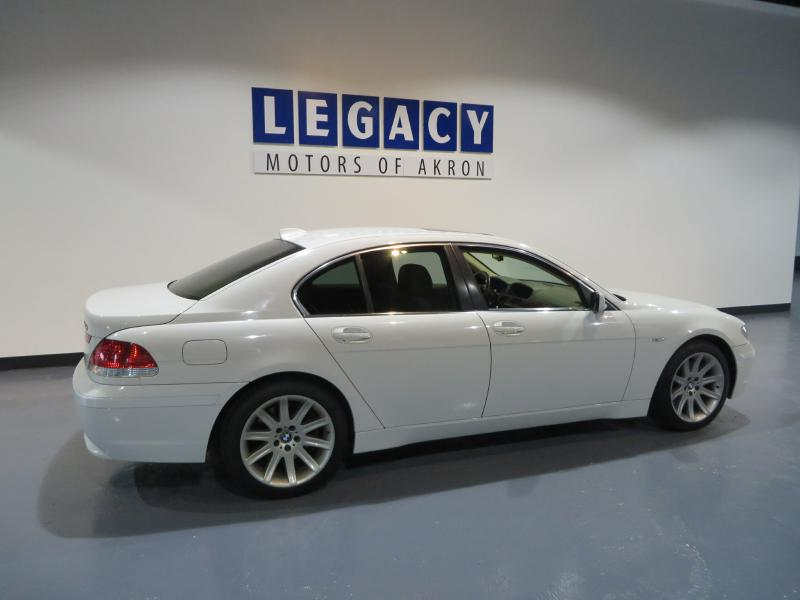 BMW I For Sale In Akron Legacy Motors Of Akron Used - 745 i bmw