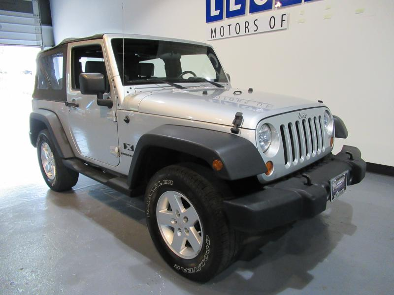 2007 jeep wrangler x for sale in akron legacy motors of akron used suvs for sale. Black Bedroom Furniture Sets. Home Design Ideas