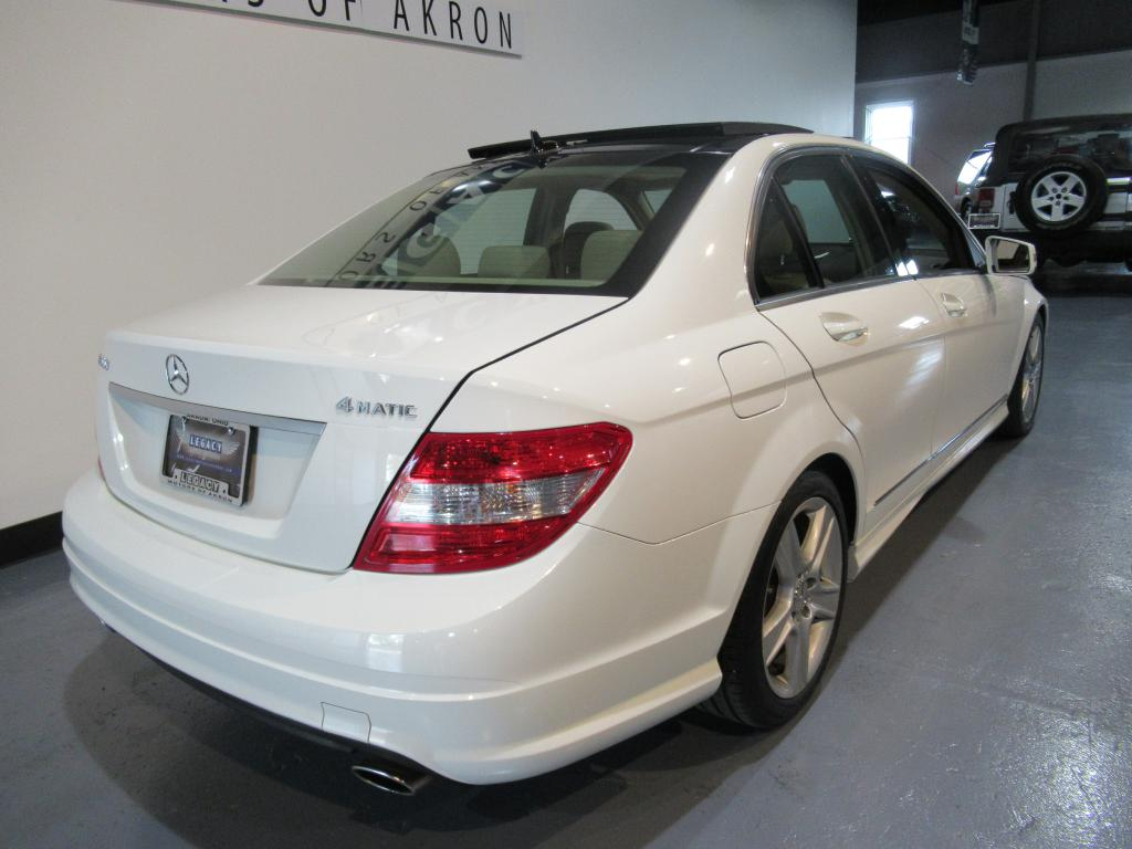 2010 Mercedes Benz C Class C300 4matic For Sale In Akron