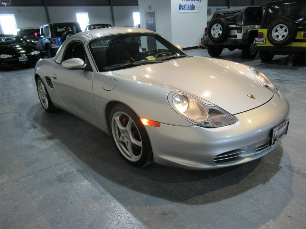 2003 porsche boxster s for sale in akron legacy motors