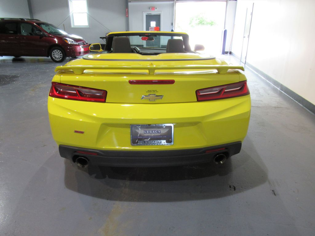 2017 chevrolet camaro ss for sale in akron legacy motors of akron used convertibles for sale. Black Bedroom Furniture Sets. Home Design Ideas