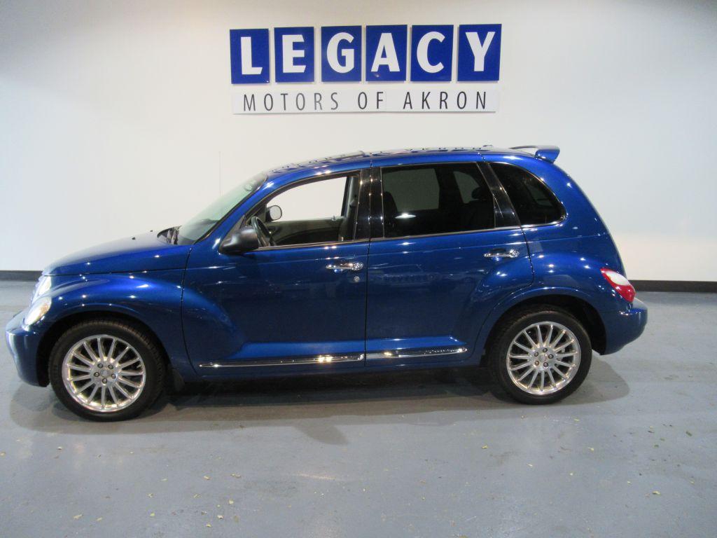 Budget Inventory At Legacy Motors Of Akron Used Car Dealership 2009 Pt Cruiser Fuel Filter Chrysler Limited Internet Price 6650
