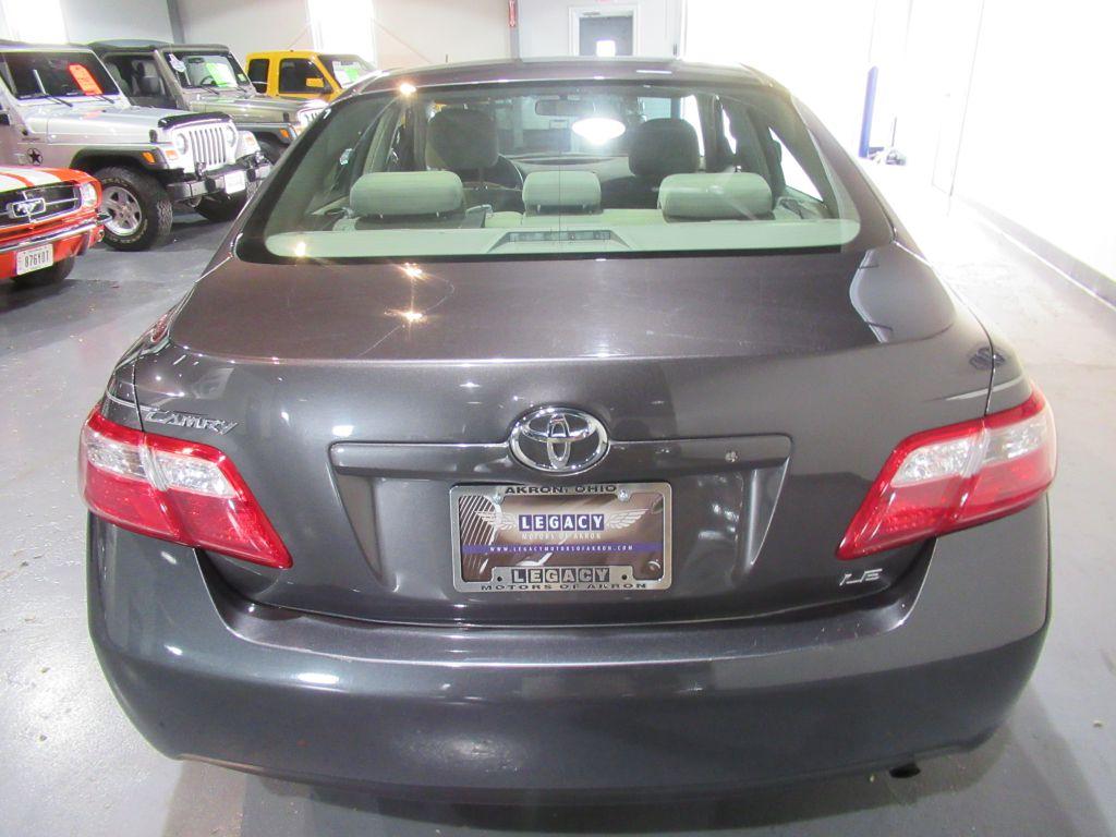 2007 toyota camry new gener ce for sale in akron legacy motors of akron used sedans for sale. Black Bedroom Furniture Sets. Home Design Ideas