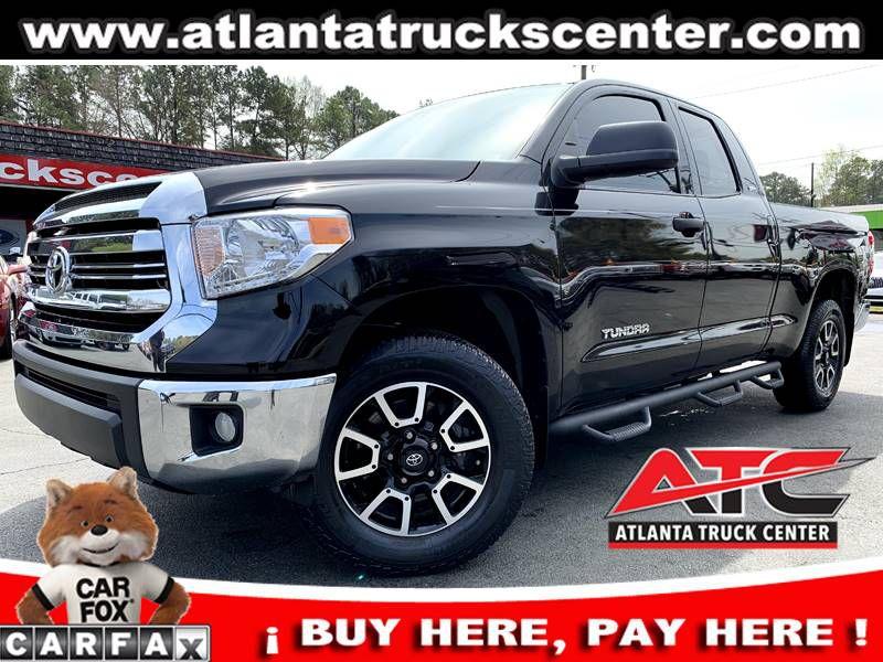 Atlanta Truck Center >> Toyotas