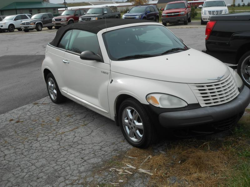 2005 Chrysler Pt Cruiser for sale at Migizii Auto Sales | Used Car Dealer in Sandusky Ohio