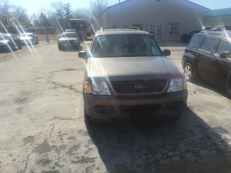 2002 Ford Explorer for sale at Migizii Auto Sales | Used Car Dealer in Sandusky Ohio