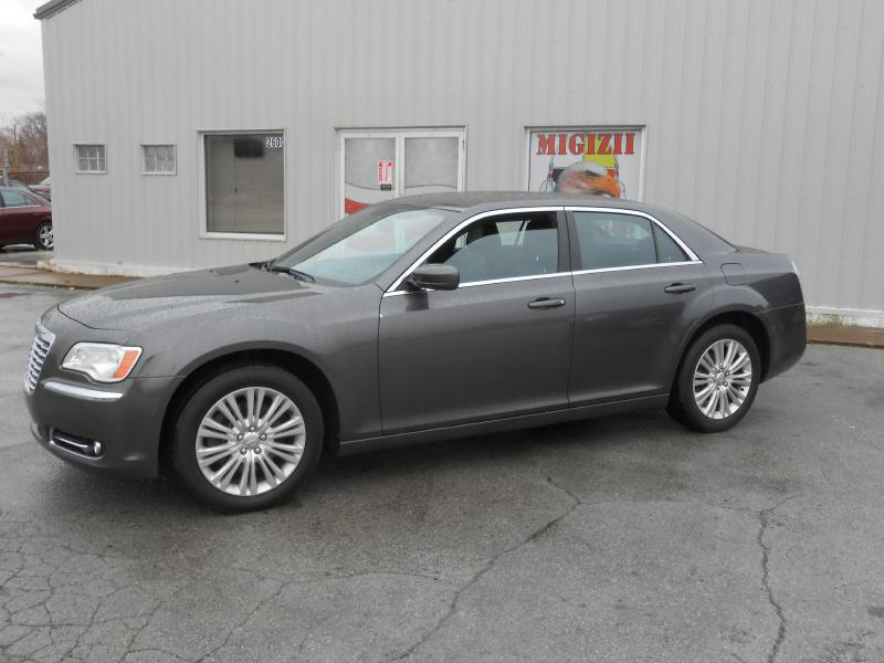 2013 Chrysler 300 for sale at Migizii Auto Sales | Used Car Dealer in Sandusky Ohio