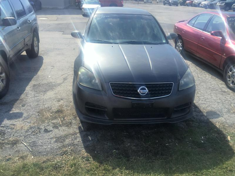 2005 Nissan Altima for sale at Migizii Auto Sales | Used Car Dealer in Sandusky Ohio