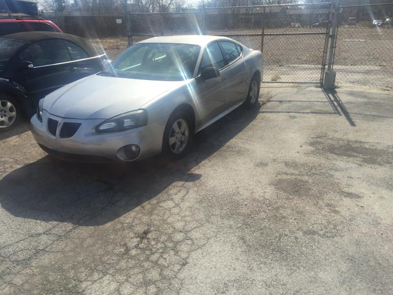 2008 Pontiac Grand Prix for sale at Migizii Auto Sales | Used Car Dealer in Sandusky Ohio