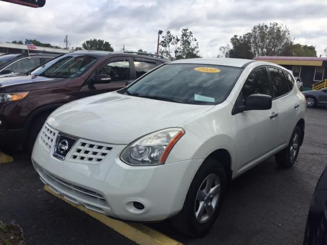 2010 NISSAN ROGUE JN8AS5MV5AW600114 MAX DRIVE AUTO SALES