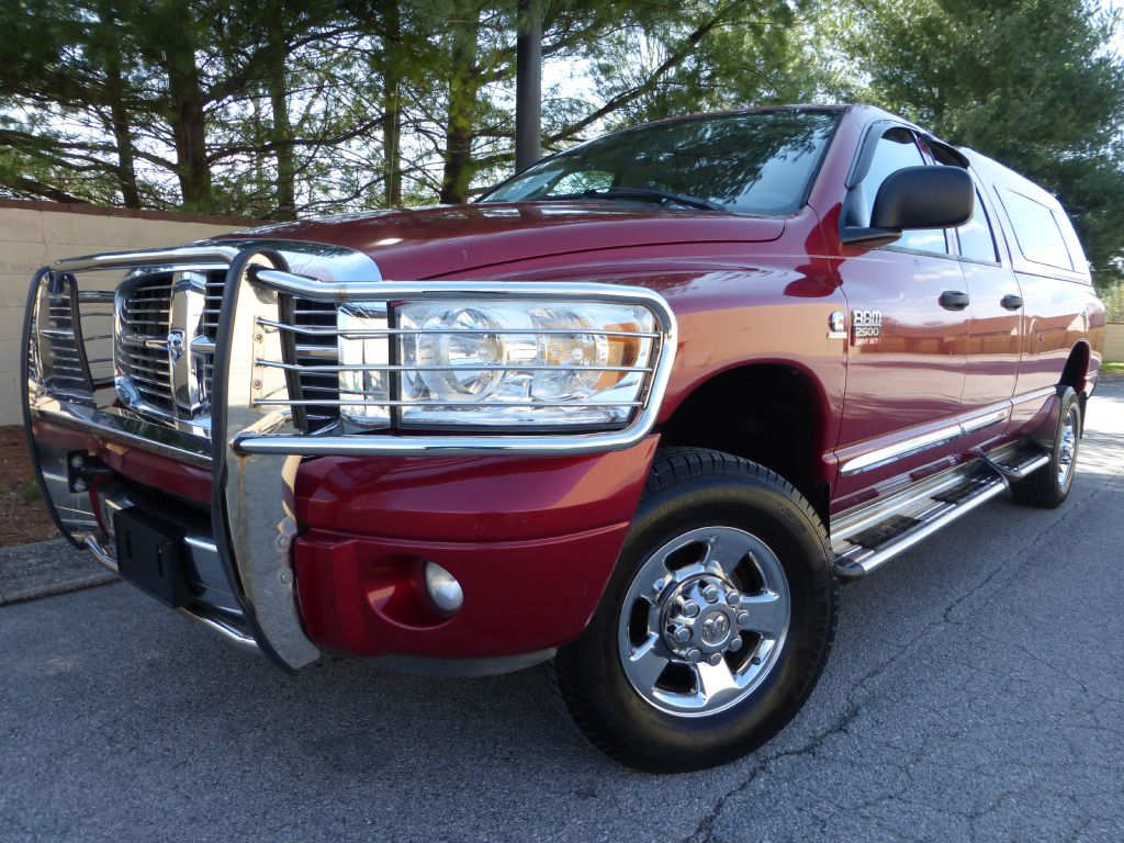 2008 DODGE RAM 2500 3D7KS28A78G135761 Musictown Motor Cars