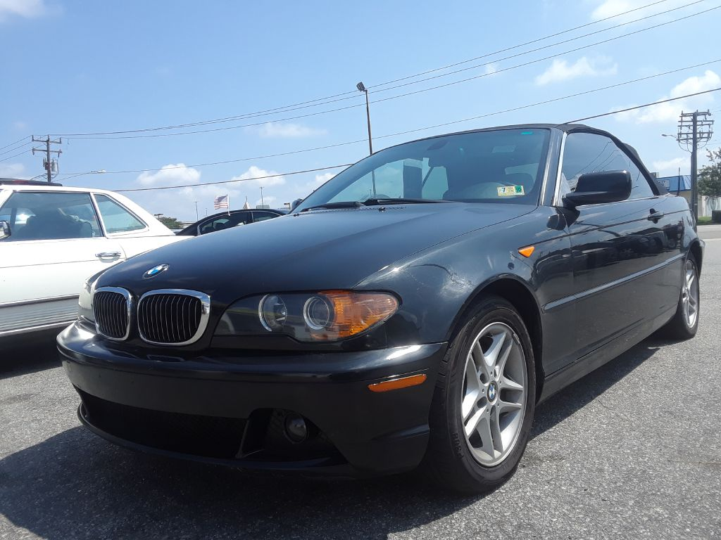 2004 BMW 325 WBABW33464PL31649 CHIEF'S AUTO
