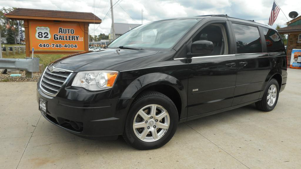 2008 CHRYSLER TOWN & COUNTRY TOURING L