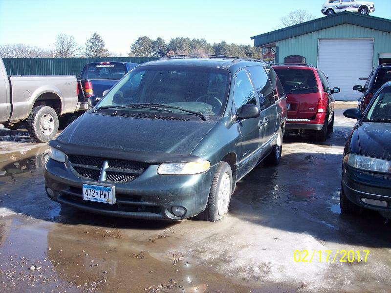 2000 DODGE GRAND CARAVAN 1B4GT44LXYB595082 Best Buy Auto