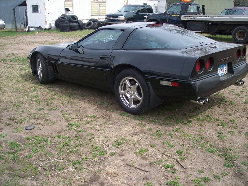 1986 CHEVROLET CORVETTE 1G1YY0780G5104999 Best Buy Auto