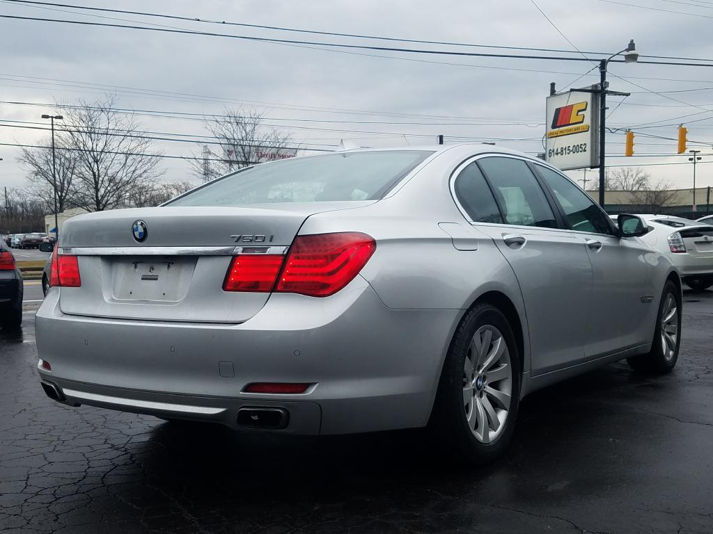Coupe Series 2010 bmw 750 for sale 2010 BMW 750 I for sale at Ideal Motorcars | Columbus, Ohio