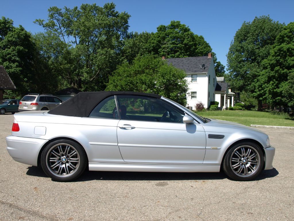 2002 BMW M3  for sale at Ideal Motorcars