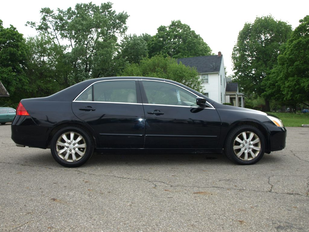 2006 HONDA ACCORD EX for sale at Ideal Motorcars