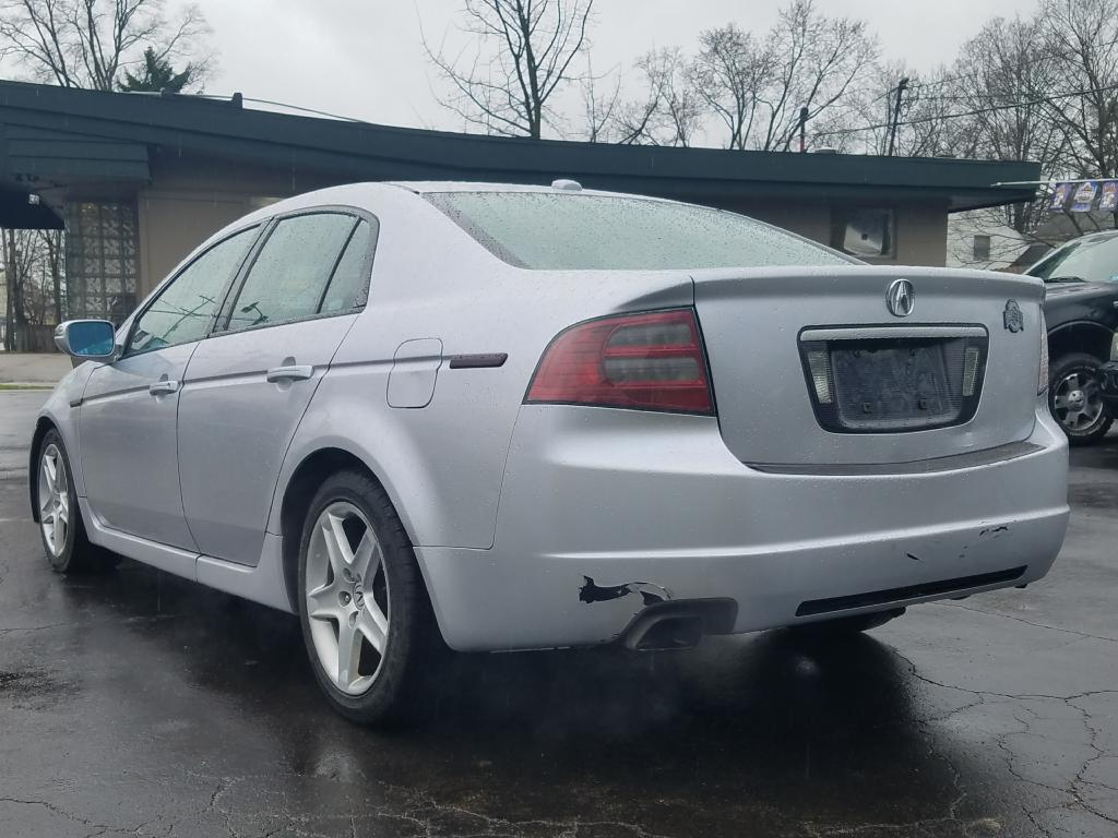 2008 ACURA TL  for sale at Ideal Motorcars