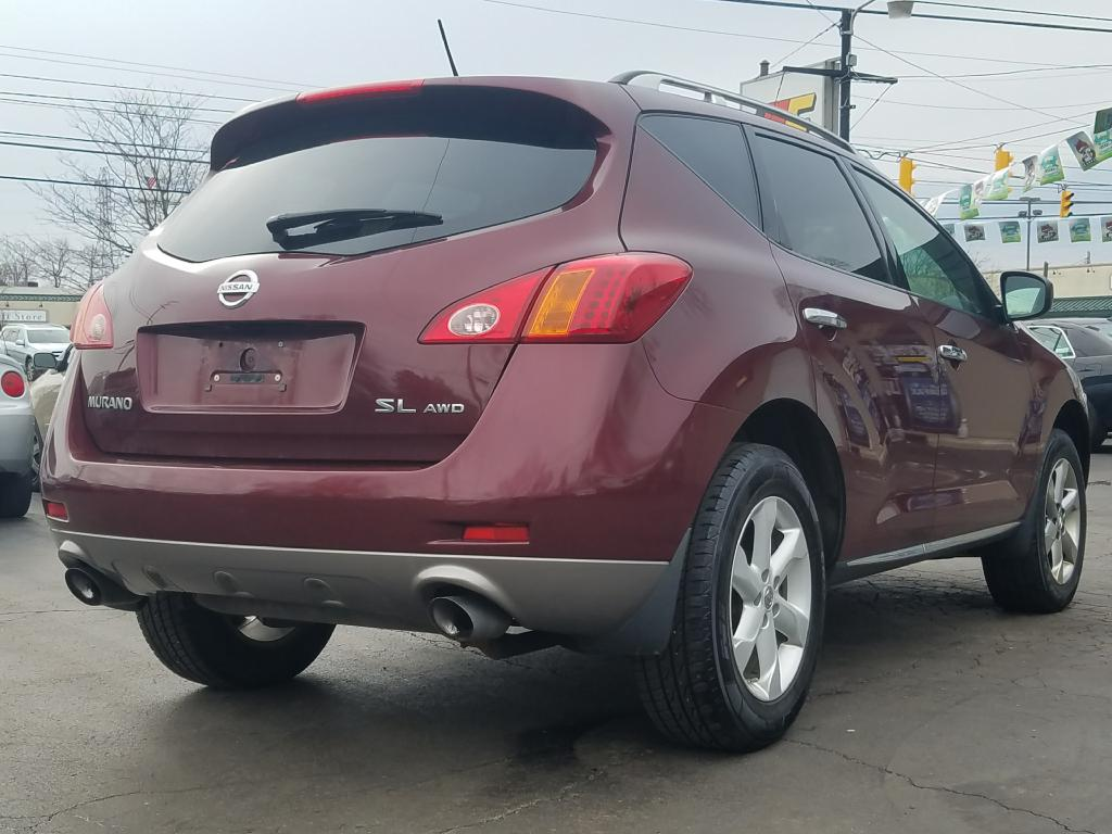 2009 NISSAN MURANO SL for sale at Ideal Motorcars