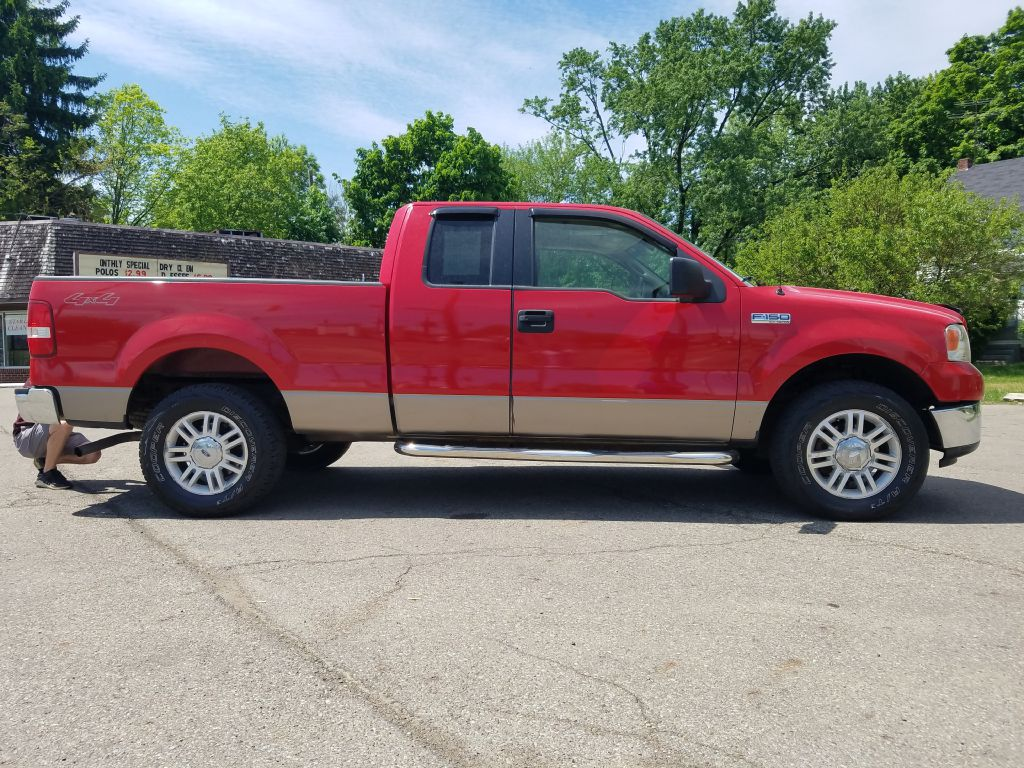 2006 FORD F150  for sale at Ideal Motorcars