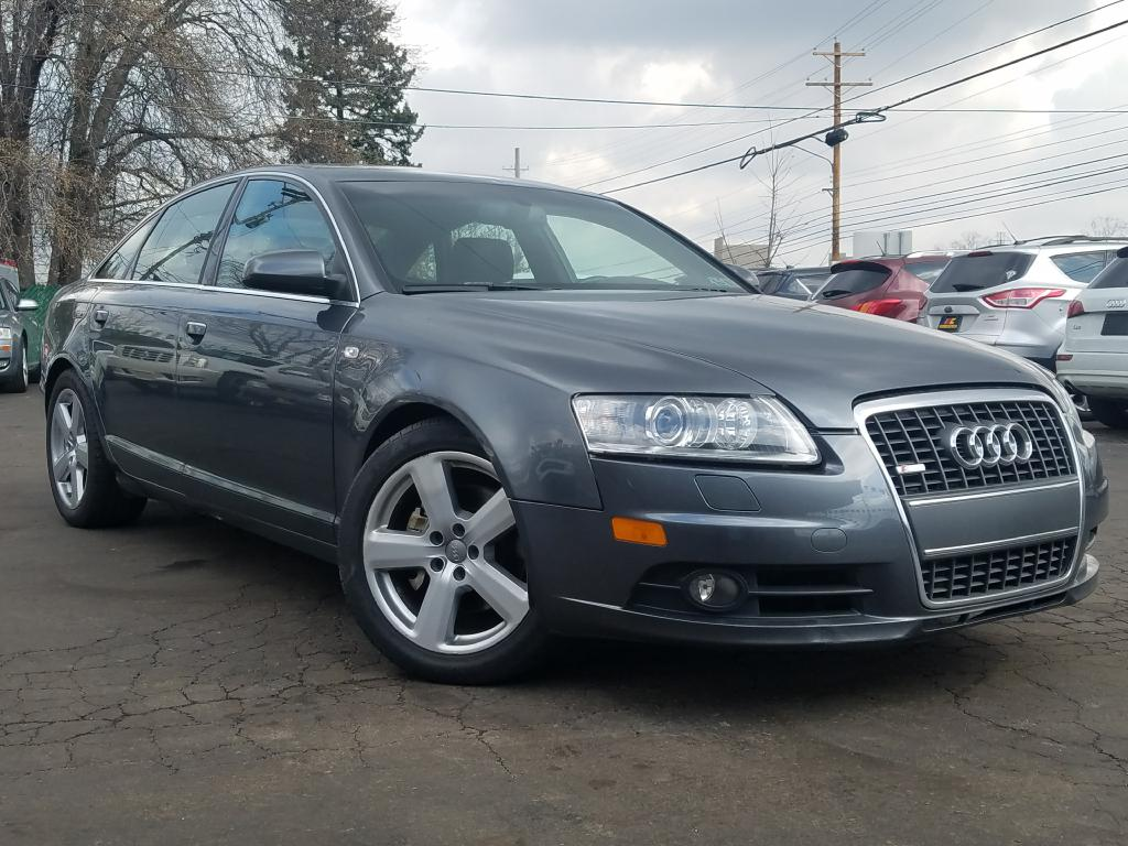 2008 AUDI A6 S-LINE 3.2 QUATTRO for sale at Ideal Motorcars