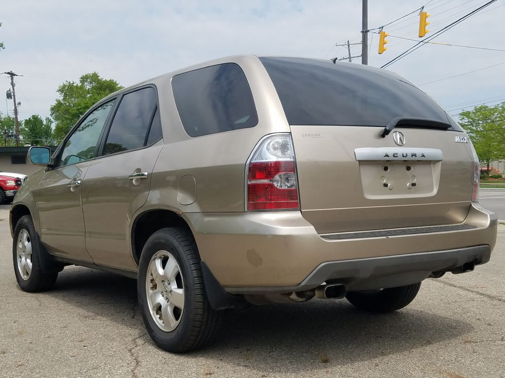 2006 ACURA MDX  for sale at Ideal Motorcars