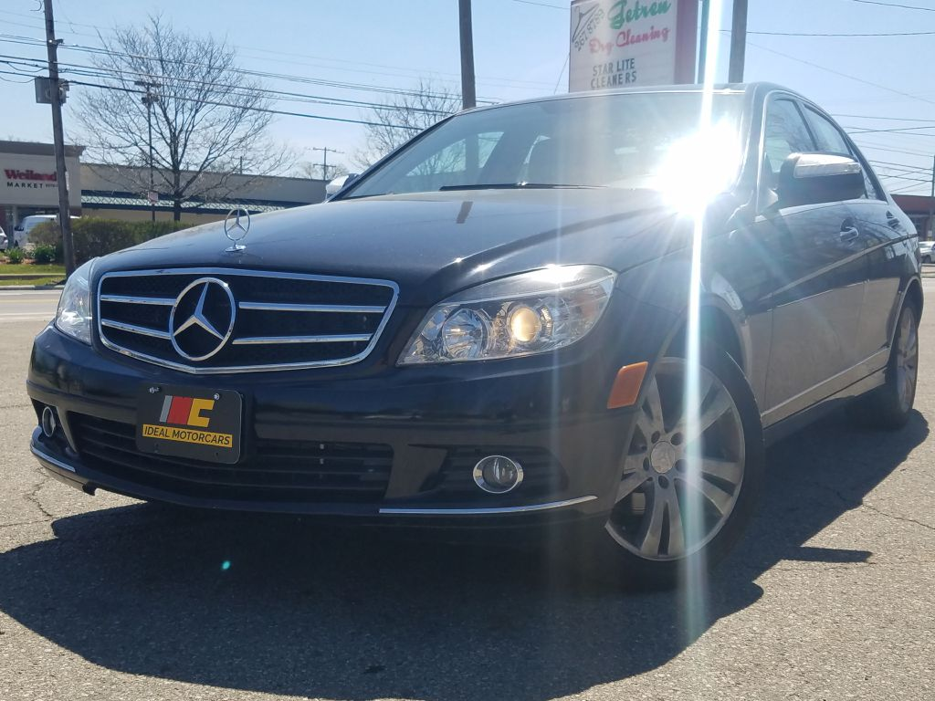 2008 MERCEDES-BENZ C-CLASS C300 4MATIC for sale at Ideal Motorcars