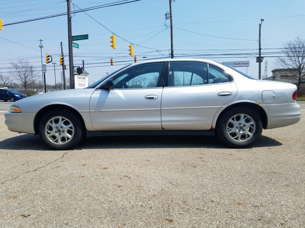 2001 OLDSMOBILE INTRIGUE GX for sale at Ideal Motorcars