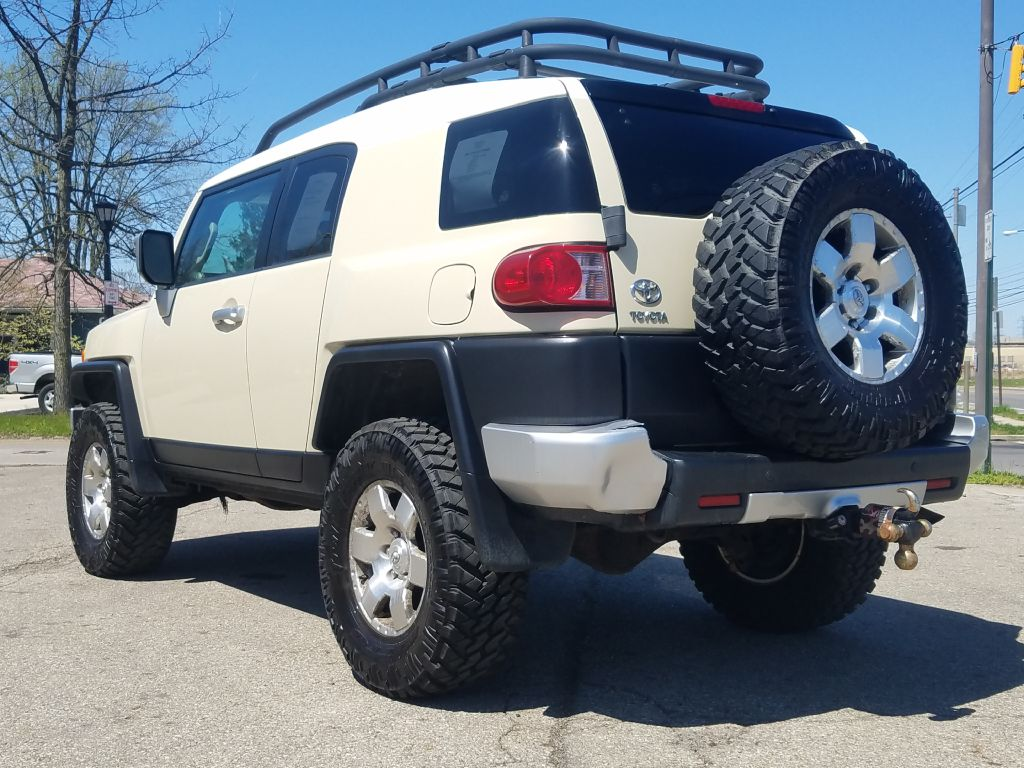 2008 TOYOTA FJ CRUISER  for sale at Ideal Motorcars