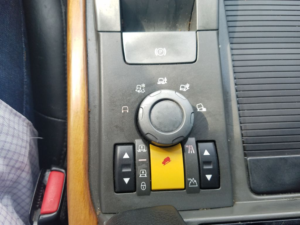 2006 LAND ROVER RANGE ROVER SPO HSE for sale at Ideal Motorcars