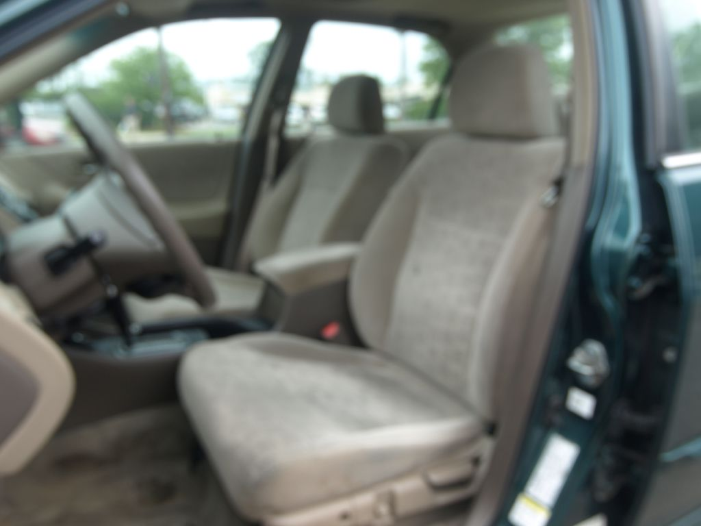 2002 HONDA ACCORD EX for sale at Ideal Motorcars