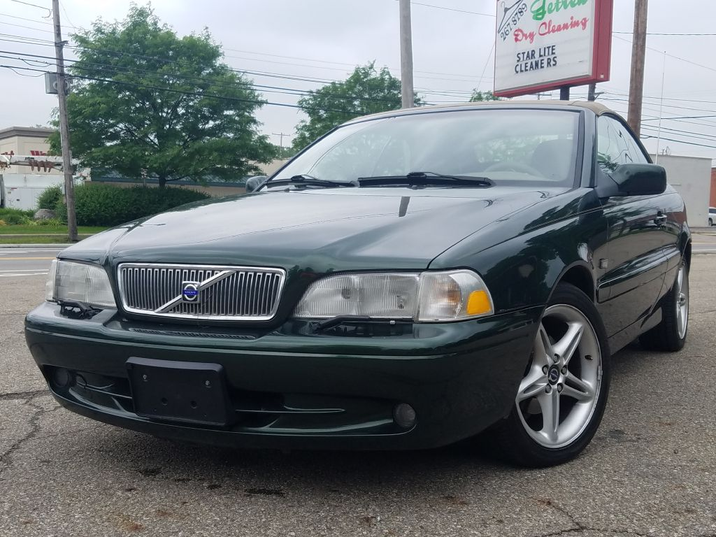 2001 VOLVO C70 TURBO