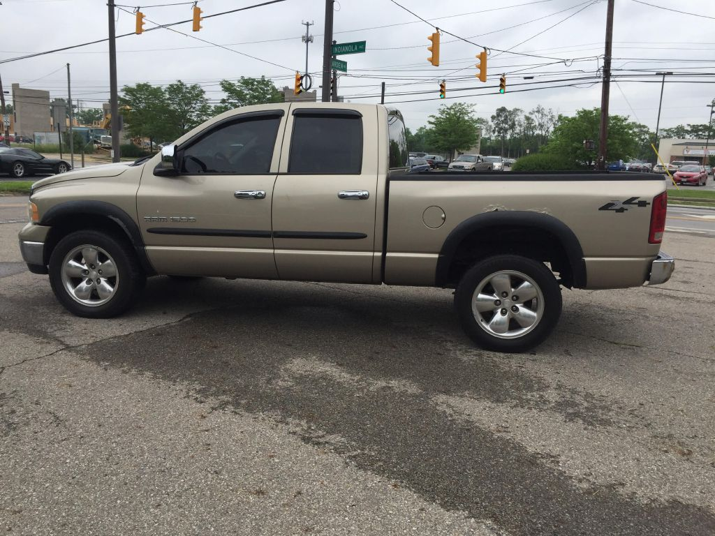 2004 DODGE RAM 1500 ST for sale at Ideal Motorcars