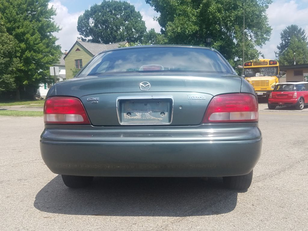 1999 MAZDA 626 ES for sale at Ideal Motorcars
