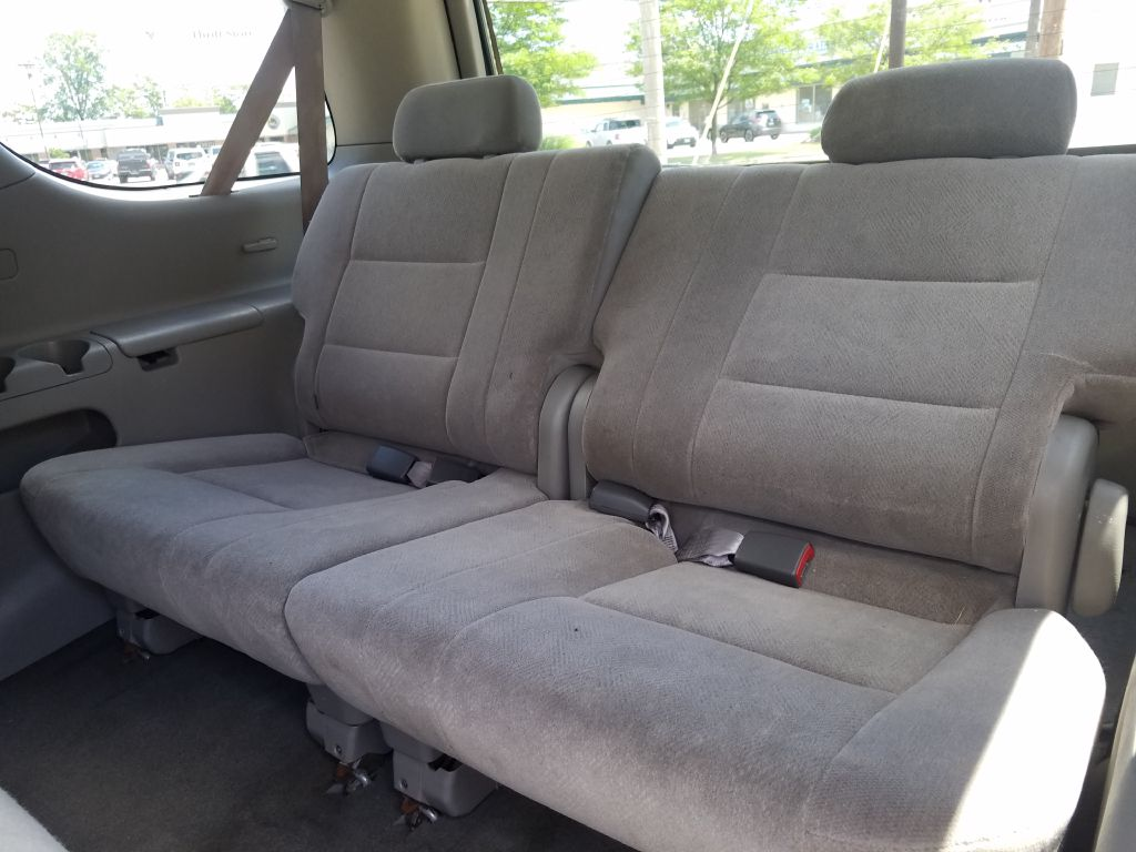 2003 TOYOTA SEQUOIA SR5 for sale at Ideal Motorcars